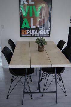 Pænt, hvidt plankebord fra persondesign.dk/