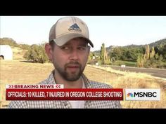 Armed vet destroys gun nuts' argument on mass shooters by explaining why he didn't attack Oregon killer