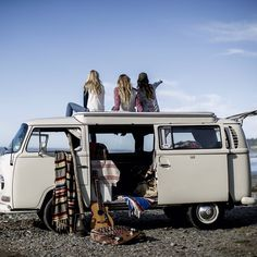 #VW #T2 road tripping