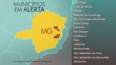 #News  Surto de febre amarela assombra 38 cidades de Minas