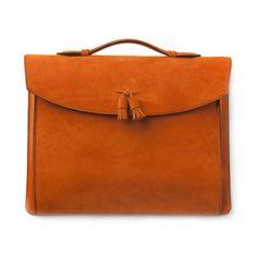 Tassel document bag