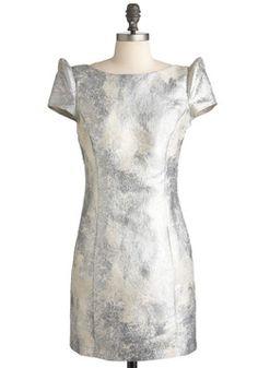 Lunar Lovely Dress, #ModCloth