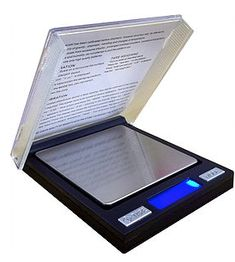 Scale that weighs in grams, oz, ct and grain Pocket Scale, Weighing Scale, Scale, Libra