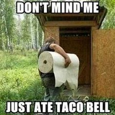 Quotes for Fun QUOTATION – Image : As the quote says – Description 30 VERY Funny Taco Pictures & Memes! Really Funny Memes, Stupid Funny Memes, Funny Laugh, Funny Relatable Memes, Hilarious, Funny Humor, Funny Stuff, Farm Humor, Stupid Guys