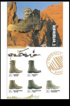 Palladium Boots L'originale