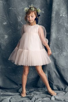 Presenting Nellystella Love - Special Occassion Dresses for the special girls in your life. Dresses Kids Girl, Kids Outfits, Flower Girl Dresses, Flower Girls, Girls Special Occasion Dresses, Baby Boutique Clothing, Handmade Baby Clothes, Princess Dress Kids, Cool Kids Clothes