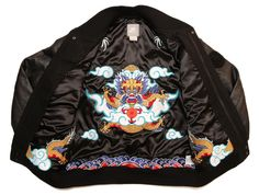 Year of The Dragon Destroyer Jacket