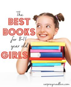 Need reading ideas for your girls this summer? Here are some great picks! Books For Tween Girls, Book Girl, Raising Kids, So Little Time, Parenting Hacks, Good Books, Activities For Kids, Good Things, Group