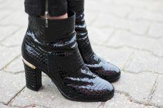 "#fashion #shoes ""Bez elegancji serca, elegancja nie istnieje"" - YSL: Black."