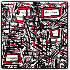 About-Face: Make Blackout Poetry, Blackout Poetry, Poetry