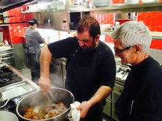 The best result in your dish comes only with a teamwork! #AlanaRestaurant #SeenAtAlana