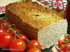 Trzeci Talerz: Polski pasztet z królika Meatloaf, Cornbread, Banana Bread, Ethnic Recipes, Desserts, Food, Mussels, Millet Bread, Tailgate Desserts