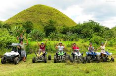 Bohol, Atv, Countryside, Cruise, Tours, Adventure, Mtb Bike, Cruises, Adventure Movies