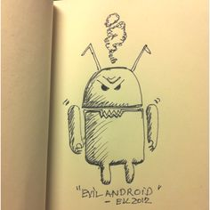 Exil Android Sketch 120416