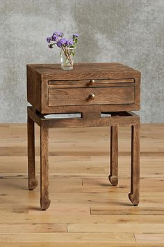 Tanah Nightstand - anthropologie.com