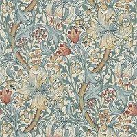 Morris & Co. Wallpaper - Golden Lily