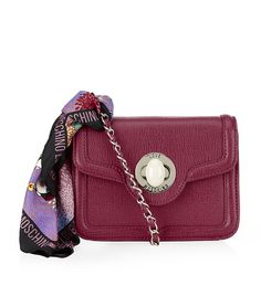 Love Moschino I Heart Foulard Crossbody Bag  Buy it, Borderlinx will ship it to you.  http://www.borderlinx.com/