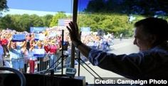 Romney: 'My Campaign is About the 100% in America'