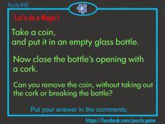 Good Logic! A must solve puzzle
