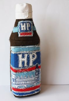 HP Sauce Holly Levell