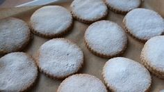 Whole Wheat Shortbread Cookies