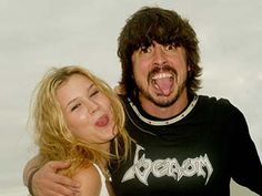 Dave and Joss Stone