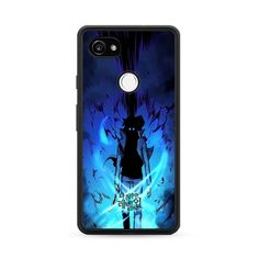 Manhwa Solo Leveling Sung Jin Woo Power Google Pixel 2 XL Case   Milos – Miloscase Manhwa, Google Pixel 2, Jin, Singing, Phone Cases, Texture, Prints, Training, Surface Finish