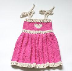 Ravelry: Fiona Baby Sundress FREE knitting pattern by Staci Perry