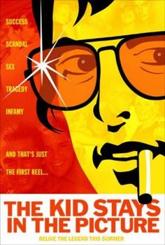 The Kid Stays in the Picture  - fab documentary on actor/director/producer Robert Evans