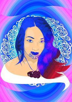 Seven Sisters / Matariki / Maori New Zealand Art, Artist Inspiration, Maori Art, Art Masters, Culture Art, Visual Art, Art Pictures, Africa Art, Nz Art