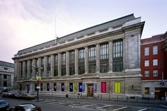 science museum - a free museum packed with interactive exhibits, awe-inspiring objects and an IMAX 3D Cinema