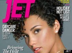 Alicia Keys Jet Magazine