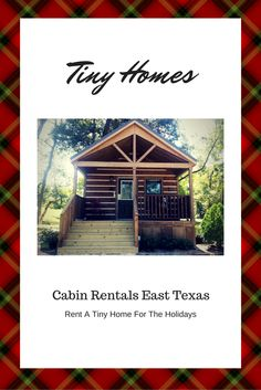 Cabin Rentals East Texas