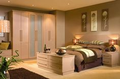 Bedroom Wardrobes Are Perfect for Storing Clothes