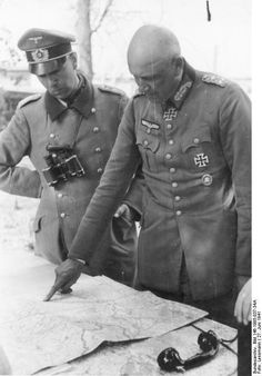 Generaloberst Adolf Strauß (6 September 1879 – 20 March 1973) For health reasons, he stepped down from command on 16 January 1943. After his recovery, he was appointed as Commandant of the Fortified Eastern area. Held in British captivity until being released in May 1949. Knight's Cross of the Iron Cross on 27 October 1939 as General der Infanterie and commanding general of the II. Armeekorps