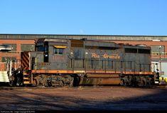 RailPictures.Net Photo: DRGW 3006 Denver & Rio Grande Western Railroad EMD GP30 at Denver, Colorado by BUFFIE