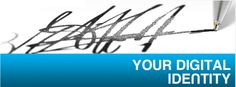 You PIN is your signature. We certify your digital signature on your legal documents.