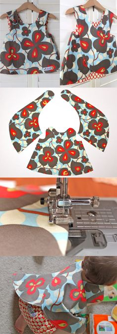 so cute, seems easy enough and the fabric is fabulous.