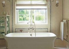 Ben Stiller's bathroom by Roman and WIlliams