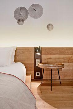 Puro Hotel, na Espanha, apresenta design mediterrâneo