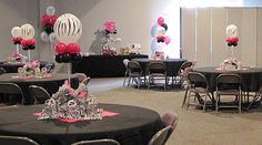 Ideas for Kennedi's Sweet 16 Birthday party!!