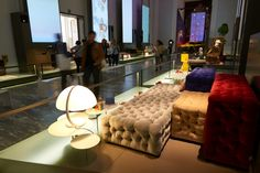 The Art Of Living Exhibition by Migliore+Servetto Architects for RCS Group at Triennale di Milano 2015, Milan – Italy » Retail Design Blog