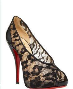 Footwear By Christian Louboutin # 11 on Pinterest | Christian ...