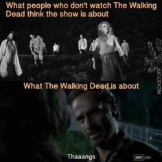 The Walking Dead (Might have this pinned already.. But it has THAAANGS!) #TWD