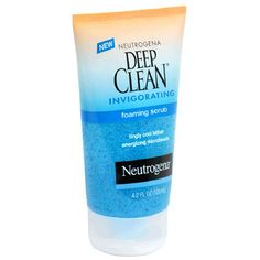 Neutrogena Deep Clean Invigorating Foaming Scrub, 4.2 Ounce Neutrogena http://www.amazon.com/dp/B004NU44BY/ref=cm_sw_r_pi_dp_mEY5tb1RJ3EGP