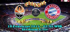 Prediksi Shaktar Donetsk vs Bayern Munchen, Liga Champions leg 1 akan mempertemukan Shaktar Donetsk akan menghadapi Bayern Munchen