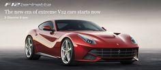 its official, the Ferrari F12 Berlinetta