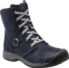 The Reisen Zip Waterproof is a snow boot with style that travels through any weather.   KEEN Footwear - Women's Reisen Zip WP