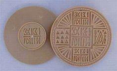 Prosphora Stamp from Plastic - Prosphora Seals - Byzantium