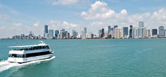Join us for our all inclusive 4th of July Cruise in Miami. Enjoy unlimited beer, wine and hors d'oeuvres while watching the spectacular fireworks over downtown Miami.